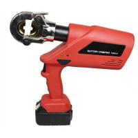 Wholesale ec-300 battery powered cable crimper crimping tools from china suppliers