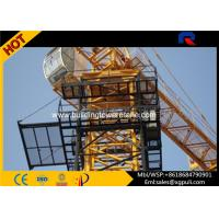 Wholesale Hammerhead Internal Climbing Tower Crane 3 ton Adjustable Load Capacity from china suppliers