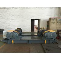 Wholesale Manual Screw Adjustable Welding Pipe Rollers With 2 Idler / Metal Wheel from china suppliers