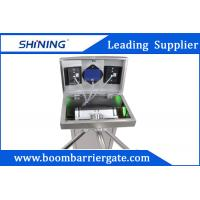 OEM Automatic Tripod Turnstile / Swing Arm BarrierWith Barcode Cards Reader