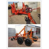 Wholesale manufacture cable-drum trailers,CABLE DRUM TRAILER, Price Cable Reel Trailer from china suppliers