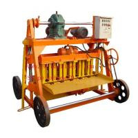 Wholesale Clay hollow block making machine 4-45 Cheapest Hollow Cement Block Making Machine from china suppliers