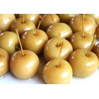 Wholesale New crop sweet Canned Cherry Apple / canned baby apple in light syrup from china suppliers