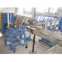 Wholesale 8mm - 63mm PVC Pipe Production Line , PVC Fiber Pipe Reinforced Hose Production Line from china suppliers