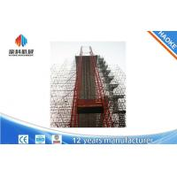 Wholesale Construction Elevator Self Propelled Jack Gantry Lift Lifting Height 21m To 78m from china suppliers