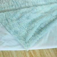 "Wholesale PV Plush and Flannel Fabric Throw Blanket 50""60"" Size 100% Polyester Material from china suppliers"