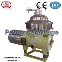 Wholesale 3 Phase Disc Stack Centrifuges For Purifying Milk Degrease, Milk Degreasing Separator from china suppliers