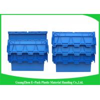 Wholesale Nested Customized  Plastic Attached Lid Containers Food Grade Environmental Protection from china suppliers