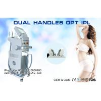 Wholesale Powerful OPT SHR IPL Hair Removal Machine , Elight IPL Salon Skin Rejuvenation Equipment from china suppliers