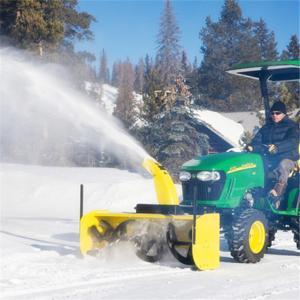 China snow blower/tractor snow blower/tractor snow thrower loader attachment on sale