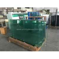 Wholesale Custom Clear Tempered Safety Glass For Coffee Table / House Window from china suppliers