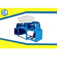 Wholesale 90kw Drive Motor Hospital Waste Shredder Machine Heavy Duty Low Noise Design from china suppliers