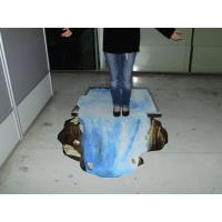 Wholesale 3d floor graphics, floor graphic sticker for advertising with digital printing from china suppliers