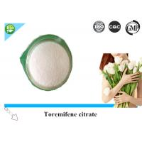 Wholesale Anti Estrogen Steroid Powder Toremifene Citrate CAS 89778-27-8 for Cancer Treat from china suppliers