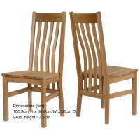 Wholesale oak wood chairs from china suppliers