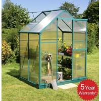 Wholesale Modular Mini Compact Walk In Greenhouse , PC Walk-in Green House For Nursery / Flower from china suppliers
