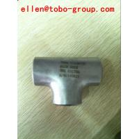 Wholesale China uns s32750 super duplex steel tee supplier from china suppliers
