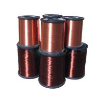 Buy cheap Super 10 gauge 10 awg Enameled Aluminium Wire with High Heating Resistance from wholesalers