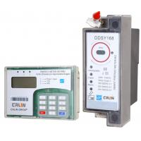 Wholesale Split Type Din Rail Electric Meter  With Ciu / Uiu Adjustable Power Limit from china suppliers