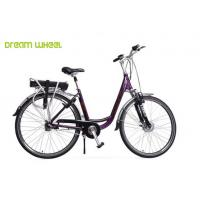 Wholesale Citizen Electric Commuter Bike , Electric Assist Bike With 36V 250W Front Motor from china suppliers