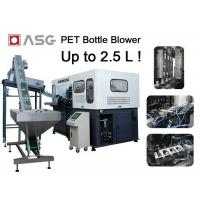 Quality CSD PET Bottle Blow Molding Machine With 3600-4000BPH , 4 Cavities for sale