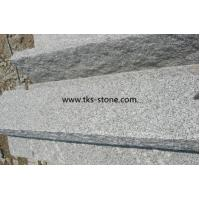 Wholesale G341,Sesame grey,light grey granite kerbstone,granite curbstones from china suppliers