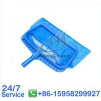 Quality Heavy Duty Rake Skimmer with Australian Handle (Nylon Net) Swimming Pool Leaf Rake - T55A for sale