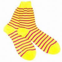 Wholesale Women's Cotton Socks, OEM Orders are Welcome from china suppliers