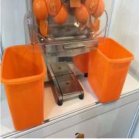Buy cheap Orange Juice Squeezer Machine Lemon Fruit Squeezer 304 Stainless Steel from wholesalers