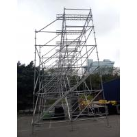 Wholesale Outdoor Events Line Array Speaker Truss Assembly Easy To Use from china suppliers
