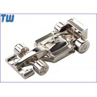 Wholesale F1 Race Car USB Design 8GB USB Flash Drive Metal Electroplate Color from china suppliers