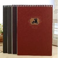 Wholesale Low price OEM printing custom school exercise notebook from china suppliers