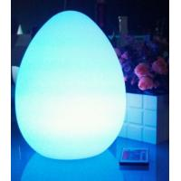 Wholesale LED easter eggs lights with remote control,led garden ball,Waterproof led swimming pool ball light with RGB color from china suppliers
