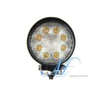 Wholesale 8X3W LED working light, truck off road light, forklift truck headlight, spreader light from china suppliers