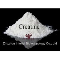 Wholesale Micronized Creatine Monohydrate Powder Bodybuilding Prohormone Supplements from china suppliers