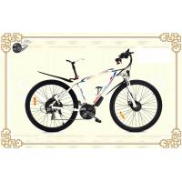 Wholesale 6061 Aluminium alloy 28'' Lithium Battery Bicycle Ebike with Shimano 21 Rear Derailleur from china suppliers