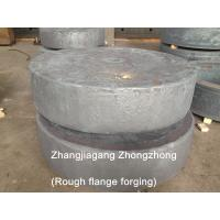 Wholesale Pressure Vessel Alloy Forged Steel Rings And Gear Box / Flange Forgings from china suppliers