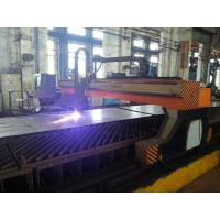 Wholesale Gantry type CNC plasma Cutting Machine 2000mmx6000mm cutting area 25mm thickness from china suppliers