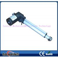 Buy cheap Hot sale dc motor  low noise linear actuator for electric  chair 12vdc/24vdc/110vdc from wholesalers
