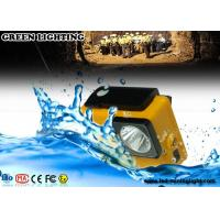 Wholesale 7000 Lux Waterproof Safety Rechargeable Led Headlamp 18650 Li - Ion Battery from china suppliers