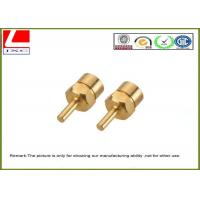 Wholesale CNC Machining Process Metal Brass Machined Parts For Wheel Chair from china suppliers