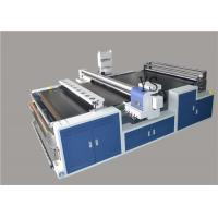 Quality Dtp Cotton Inkjet Fabric Printing Machine High Speed 250 Sqm / Hour 3200mm for sale