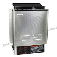 Wholesale 6000w Electric Sauna Heater 220v - 400v Stainless Steel For Sauna Room from china suppliers