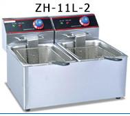 Wholesale Professional Custom Commercial Electric Deep Fryers , Chicken Deep Fryer Machine from china suppliers