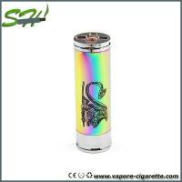 Wholesale Rainbow Stingray Mechanical Mod E Cig Bottom Magnetic Switch , Detachable from china suppliers