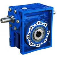 Wholesale 75:1 Ratio High Efficiency / Torque NRV Series Worm Gear Reduction Box 1400Rpm from china suppliers