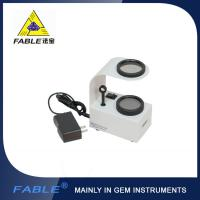 Wholesale High Brightness Gemology Equipment rotatable 360 degrees carrier platform FTP-49 from china suppliers