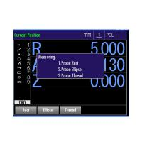 Quality FEMA Color Screen Digital Readout Systems , Multifunction Digital Readout Display DP400 for sale