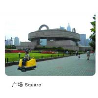 Quality outdoor vacuum floor sweeping machine for sale