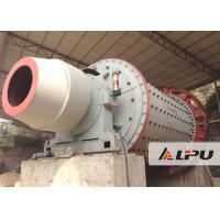 Wholesale Energy Saving Wet Grinding Ceramic Ball Mill , Grate / Overfall Type Ball Milling Equipment from china suppliers